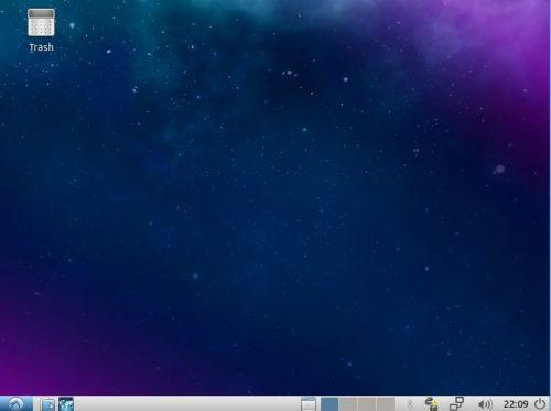 Lubuntu起動